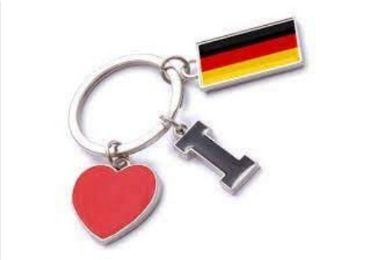 custom Advertising Metal Keychain wholesale manfuacturer and supplier in China