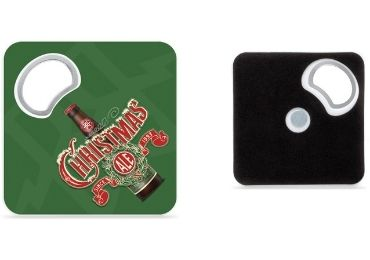 custom Advertising Opener Coaster wholesale manufacturer and supplier in China