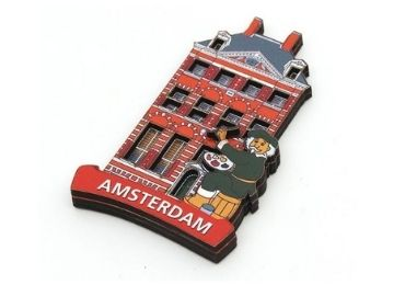 custom Advertising Wooden Magnet wholesale manufacturer and supplier in China