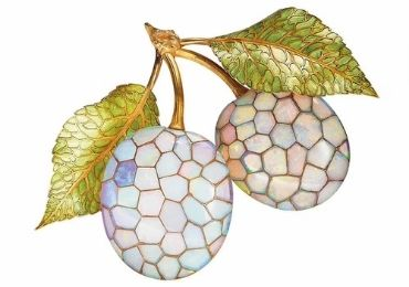 Auction Cloisonne Brooch manufacturer and supplier in China