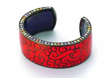 Auction Enamel Bangles manufacturer and supplier in China