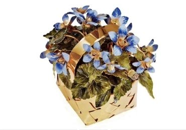 Basket Enamel Jewelry manufacturer and supplier in China