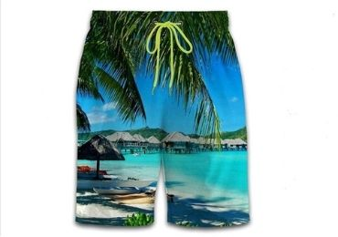 custom Beach Shorts wholesale manufacturer and supplier in China