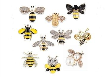 Bee Enamel Charms manufacturer and supplier in China