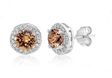 Birthstone Studs manufacturer and supplier in China