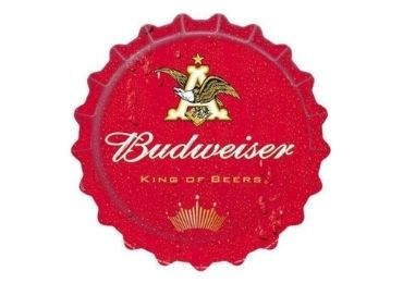 custom Budweiser Advertising Sign wholesale manufacturer and supplier in China