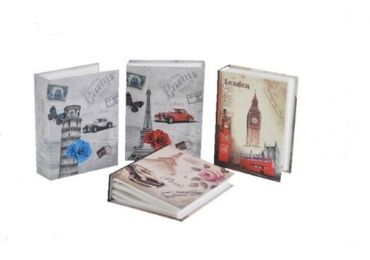custom City Advertising Photo Album wholesale manufacturer and supplier in China