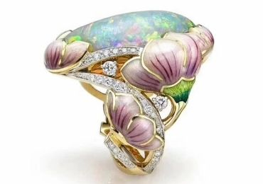 Cloisonne Enamel Rings manufacturer and supplier in China