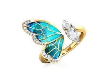 Cloisonne Luxury Rings manufacturer and supplier in China