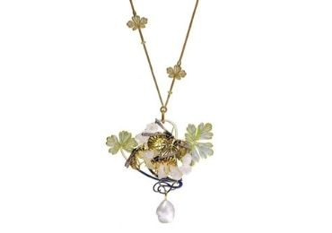 Cloisonne Necklace manufacturer and supplier in China