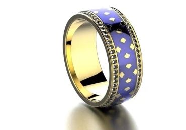 Cloisonne Rings manufacturer and supplier in China