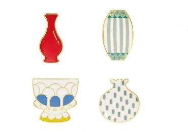 Cloisonne Studs manufacturer and supplier in China