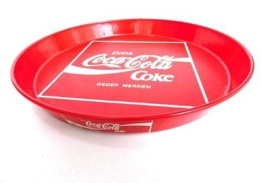 Coca Cola Advertising Tray wholesale manufacturer and supplier in China