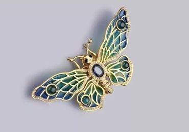 Collectible Enamel Brooch manufacturer and supplier in China
