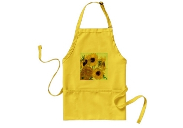 custom Cotton Advertising Apron wholesale manufacturer and supplier in China