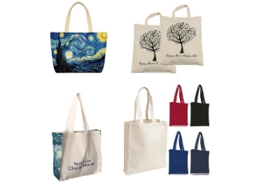 custom Cotton Advertising Bags wholesale manufacturer and supplier in China
