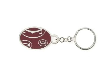 custom Enamel Advertising Keychain wholesale manufacturer and supplier in China