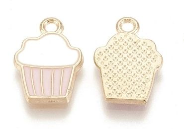 Enamel Cake Charms manufacturer and supplier in China