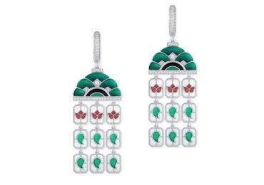 Enamel Drop Earrings manufacturer and supplier in China