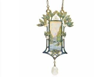 Enamel Necklace manufacturer and supplier in China