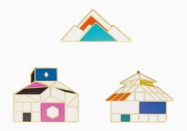Enamel Studs manufacturer and supplier in China