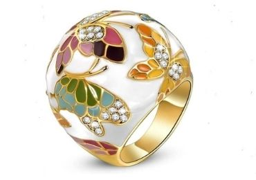 Enamel Women Rings manufacturer and supplier in China