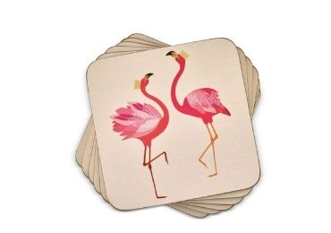 custom Flamingo Advertising Coaster wholesale manufacturer and supplier in China