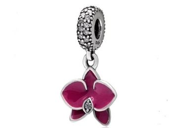 Flower Cloisonne Charms manufacturer and supplier in China
