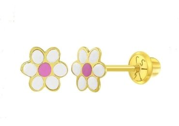 Flower Enamel Pins manufacturer and supplier in China