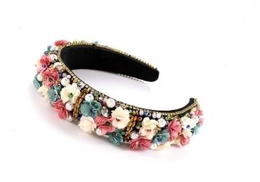 Flower Headband manudacturer and supplier in China