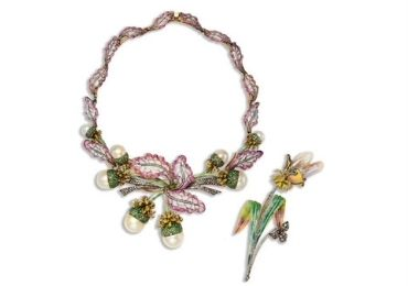 Garland Enamel Jewelry manufacturer and supplier in China