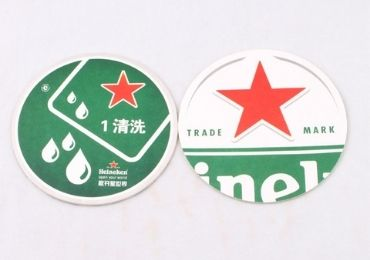 custom Heineken Promotional Coaster wholesale manufacturer and supplier in China