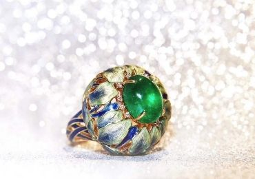 Luxury Cloisonne Rings manufacturer and supplier in China
