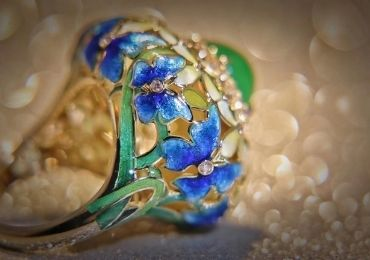 Luxury Enamel Jewelry manufacturer and supplier in China