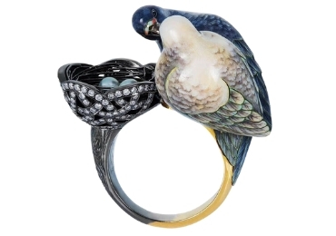 Luxury Enamel Rings manufacturer and supplier in China