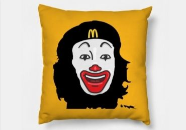 custom McDonald's Pillows wholesale manufacturer and supplier in China