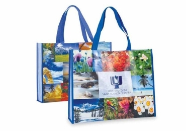 custom Non-woven Advertising Bags wholesale manufacturer and supplier in China