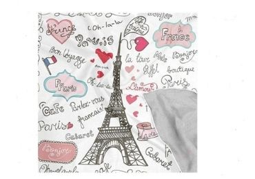 custom Paris Silk Scarf wholesale manufacturer and supplier in China