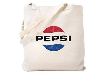 custom Pepsi Advertising Bag wholesale manfuacturer and supplier in China