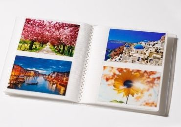 custom Plastic Advertising Photo Album wholesale manufacturer and supplier in China