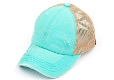 custom Ponytail Hat wholesale manufacturer and supplier in China