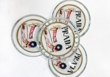 custom Prada Advertising Coaster wholesale manufacturer and supplier in China