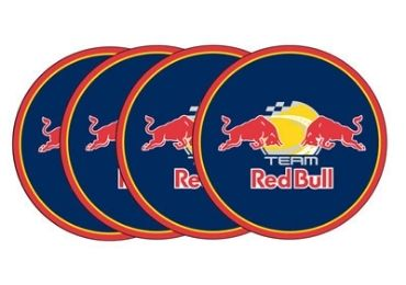 custom Red Bull Advertising Coaster wholesale manufacturer and supplier in China