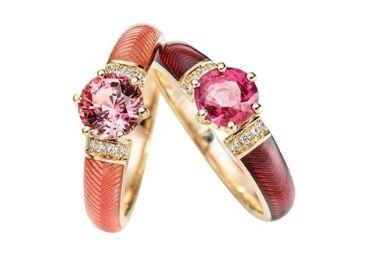 Ruby Enamel Bracelet manufacturer and supplier in China