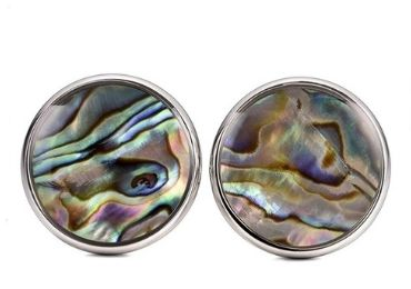 Shell Cufflinks wholesale manufacturer and supplier in China