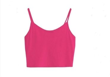 custom Sleeveless Cami Top wholesale manufacturer and supplier in China