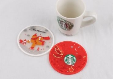 custom Starbucks Collectible Coaster wholesale manufacturer and supplier in China