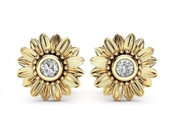 Sunflower Studs manufacturer and supplier in China