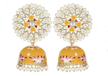 Wedding Enamel Earrings manufacturer and supplier in China