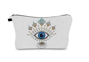 custom Abstract Cosmetic Bag wholesale manufacturer and supplier in China